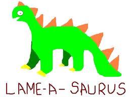 lameasaurus